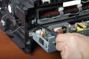 Conserto de impressora brother