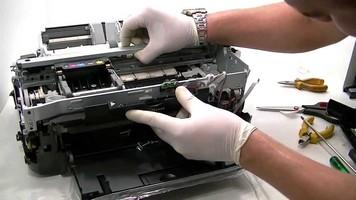 Assistência em impressoras