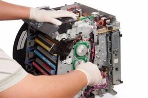 Conserto da impressora hp