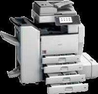 Impressora laser multifuncional