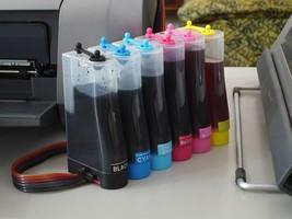 Impressora com reservatório de tinta externo hp