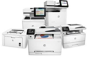 Locação de impressoras hp
