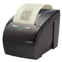 Mini impressora térmica 58mm