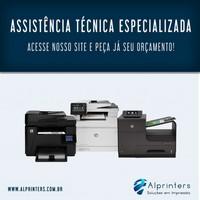 Assistência técnica de impressoras