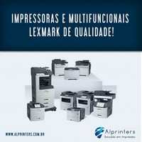 Comprar impressora Lexmark