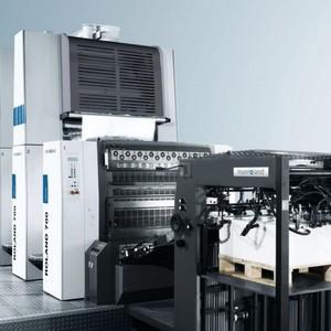 Conserto de impressora offset