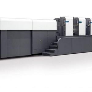 Impressora plana rotativa