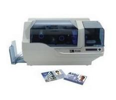 Impressora de crachá em PVC