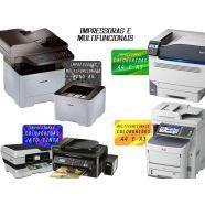 Impressoras e multifuncionais hp