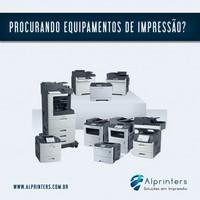 Locação de maquinas de impressão