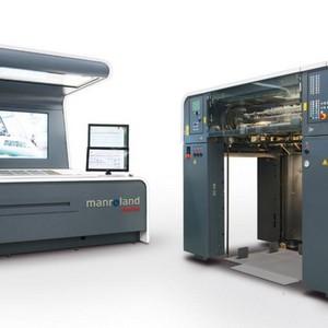 Máquina impressora rotativa