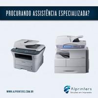 Suporte técnico de impressoras
