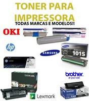 Toner para impressora
